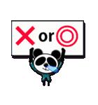 おめでとう・居眠りパンダ3(個別スタンプ:39)