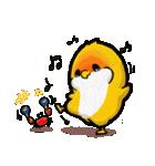 とろぴかるバード ななちゃん2(個別スタンプ:02)