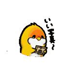 とろぴかるバード ななちゃん2(個別スタンプ:07)