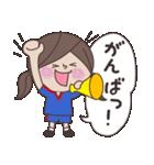 Sちゃん ハンドボール編(個別スタンプ:09)