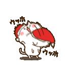 ぬこサンタ☆(個別スタンプ:10)