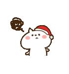 ぬこサンタ☆(個別スタンプ:34)