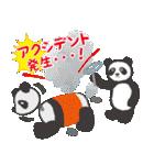 greeting_panda(個別スタンプ:7)