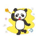 greeting_panda(個別スタンプ:12)