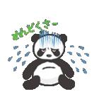 greeting_panda(個別スタンプ:13)