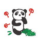 greeting_panda(個別スタンプ:16)
