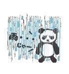 greeting_panda(個別スタンプ:20)