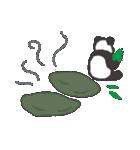 greeting_panda(個別スタンプ:22)