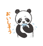 greeting_panda(個別スタンプ:26)