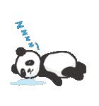 greeting_panda(個別スタンプ:34)