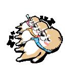 江戸っ仔犬 赤毛三兄弟(個別スタンプ:06)