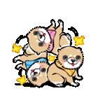 江戸っ仔犬 赤毛三兄弟(個別スタンプ:07)