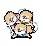江戸っ仔犬 赤毛三兄弟(個別スタンプ:14)
