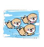 江戸っ仔犬 赤毛三兄弟(個別スタンプ:16)