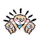 江戸っ仔犬 赤毛三兄弟(個別スタンプ:17)