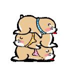 江戸っ仔犬 赤毛三兄弟(個別スタンプ:19)