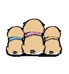江戸っ仔犬 赤毛三兄弟(個別スタンプ:20)