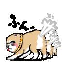 江戸っ仔犬 赤毛三兄弟(個別スタンプ:27)
