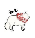 南北極地動物園~冬の装い~(個別スタンプ:01)