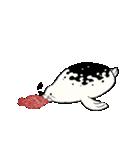 南北極地動物園~冬の装い~(個別スタンプ:05)