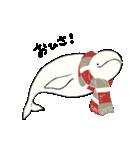 南北極地動物園~冬の装い~(個別スタンプ:14)