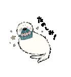 南北極地動物園~冬の装い~(個別スタンプ:20)