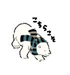 南北極地動物園~冬の装い~(個別スタンプ:26)