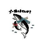 南北極地動物園~冬の装い~(個別スタンプ:29)
