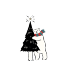 南北極地動物園~冬の装い~(個別スタンプ:32)