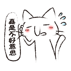 Big nose Cat