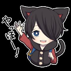 黒猫少年4