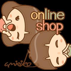 "amieiko: Online Shop by Twin ""A"""