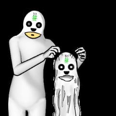 まるでパンダさん その2