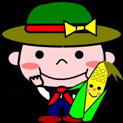 ダジャレ農業女子