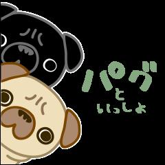 パグといっしょ【改訂版】