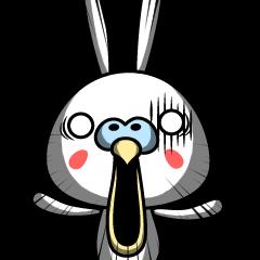 セキセイウサギ