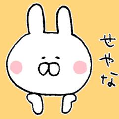 神戸弁(関西弁)のうさぎさん