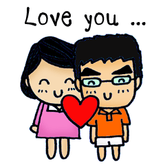 Arhear & Muaymuay: The Couple (English)
