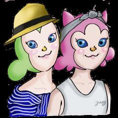 ミコルとミコリノ
