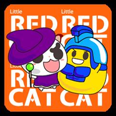 Little Red Cat ver. RPG