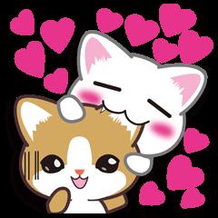 スキスキ子猫のワン吉萌えミルクちゃん