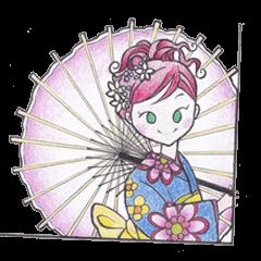 日本のこと 大好き ルビーちゃんの1日 !