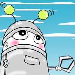 レタスの友達、知的ロボット「トロップ」2