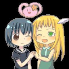 凪沙と妖精さん