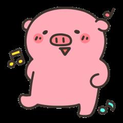 ぶたのあんこちゃん(日常編)