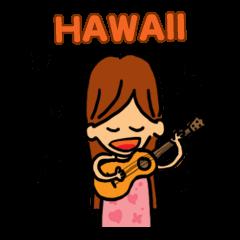 ハワイのロハちゃん
