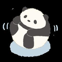 ふっくらパンダ