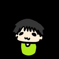 鈴木さん専用スタンプ