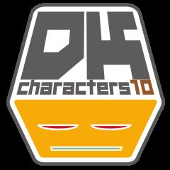 DK characters10