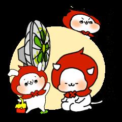 アニマル 赤ずきんちゃん